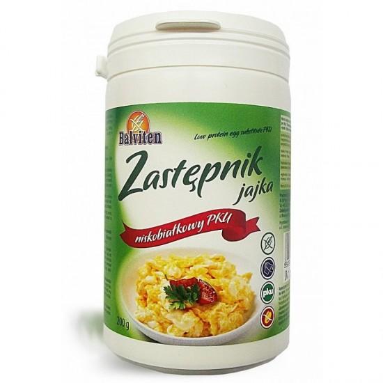 Balviten Gluténmentes Pku Tojáshelyettesítő Por 200 G