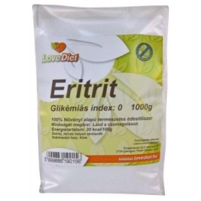 Love Diet Eritrit ( Eritritol ) 1000g