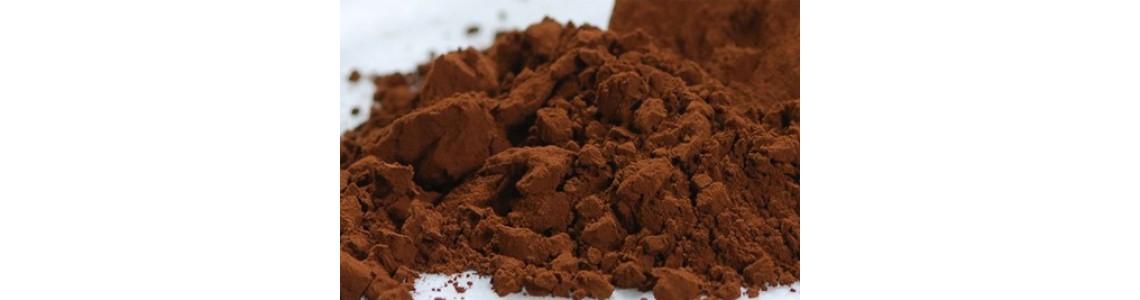 Kakaópor, Karobpor, Kávé