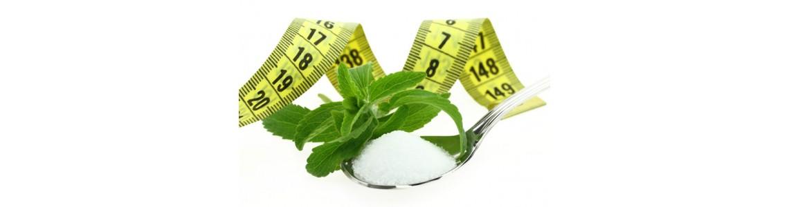 Diétás Cukrok, Édesítők